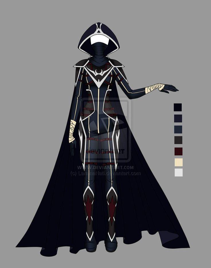 Adoptable outfit 10(closed) by LaminaNati on DeviantArt