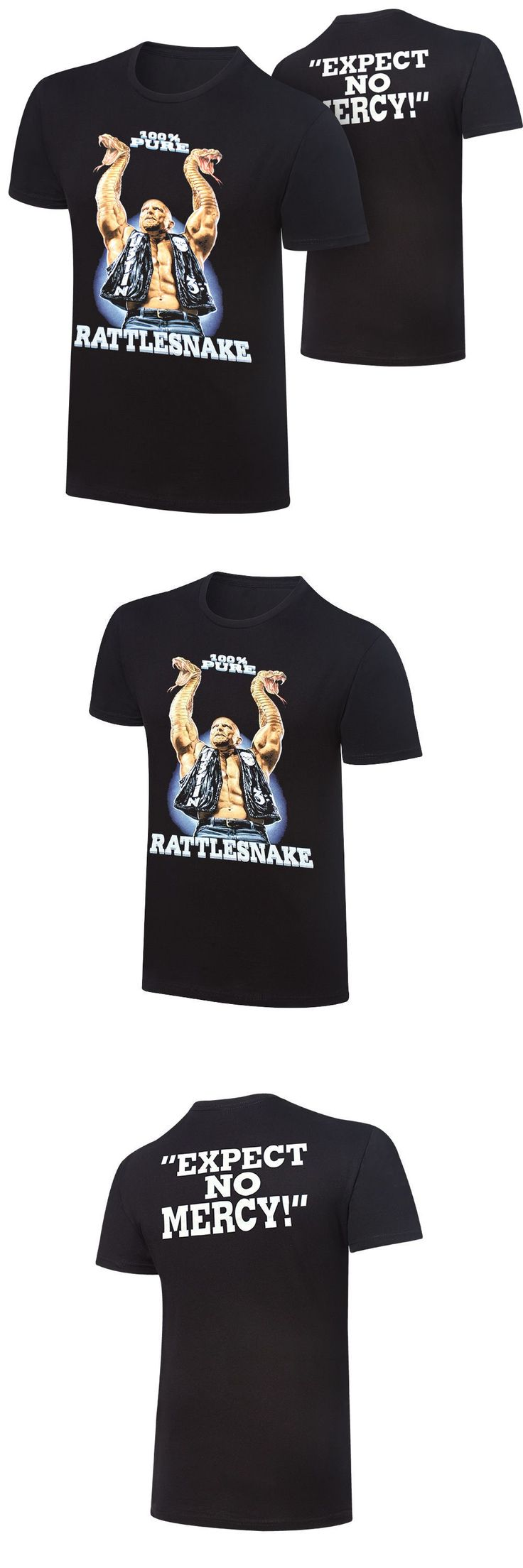 Wrestling 2902: Stone Cold Steve Austin 100% Pure Rattlesnake Wwe Authentic Mens T-Shirt -> BUY IT NOW ONLY: $34.99 on eBay!