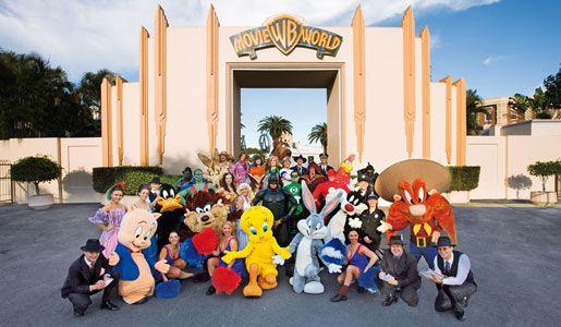 Warner Bros. Movie World in Gold Coast, Australia.  http://www.vacationsmadeeasy.com/GoldCoastAustralia/