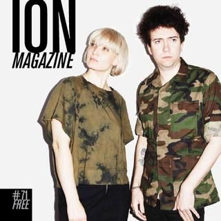 ION #71 featuring THE RAVEONETTES