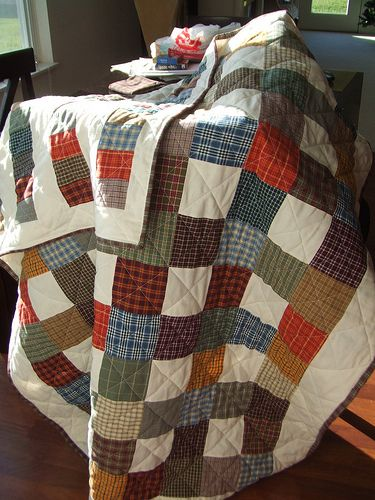 Plaid Baby Quilt: 76 Best Images About Memory / T Shirt Quilts On Pinterest