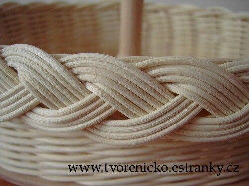 Knitting pedig e la mia altra creazione - album - C) orientamento e consulenza - Ampia vimini treccia - Procedura
