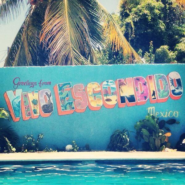Puerto Escondido, #mexicotomargate via @ZoeMurphyDesign