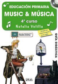 Natalia Velilla: Music &  Música, Volumen 4 (Profesor) MK18820 http://www.carisch.com/esp/producto.asp?sku=MK18820