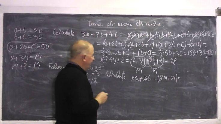 2/2 Lectia 656 - Factor comun | Sume Gauss | Patrat si Cub perfect Opera...