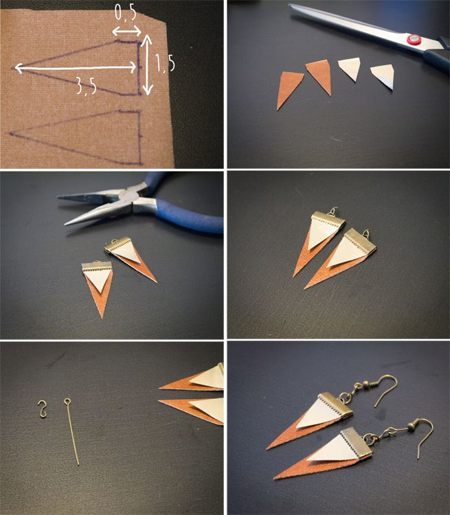 Féenambulle: DIY BO Triangle!