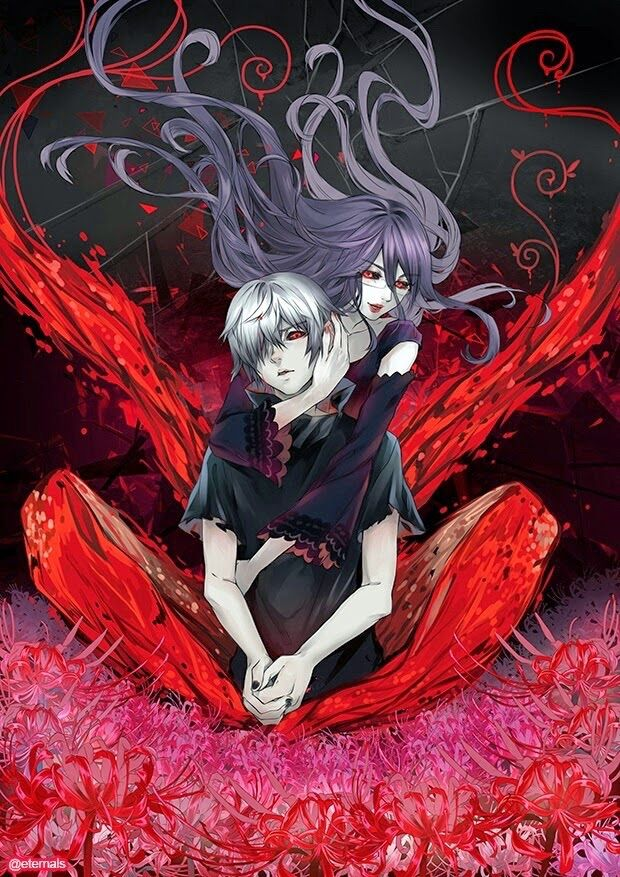 CAN I JUST SAY THAT TOKYO GHOUL IS MY FAVORITE MANGA/ANIME IN THE WORLD