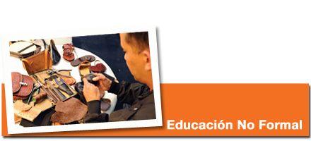 cursos y talleres...educación no formal