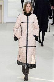 acolchados Chanel - Pasarela