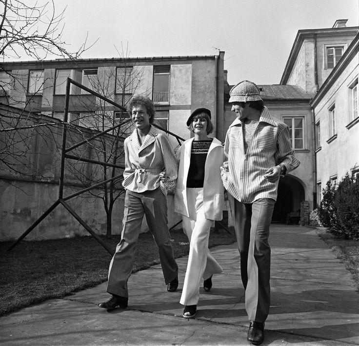 Moda w czasach PRL-u nie była nudna!