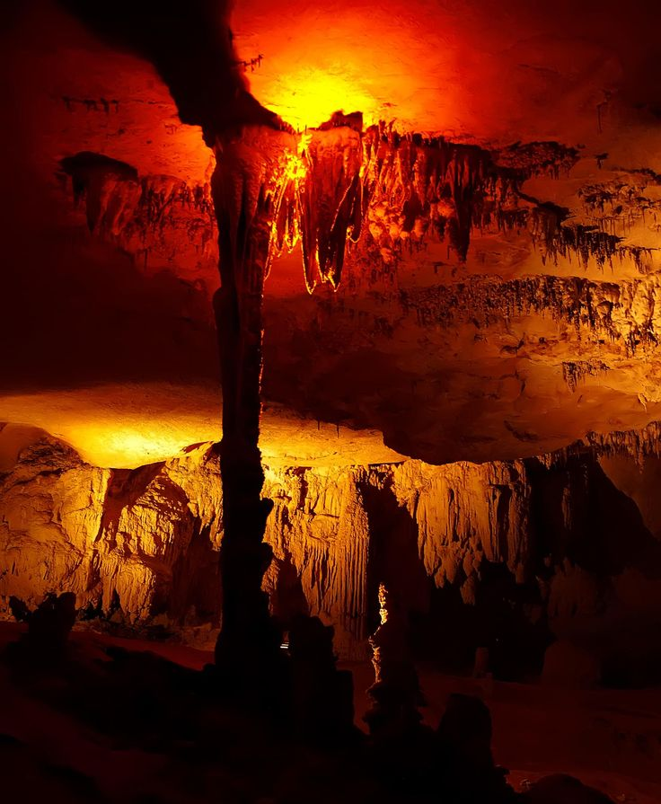 Tham Kong Lo Cave (Laos) by Alexey Gnilenkov on 500px