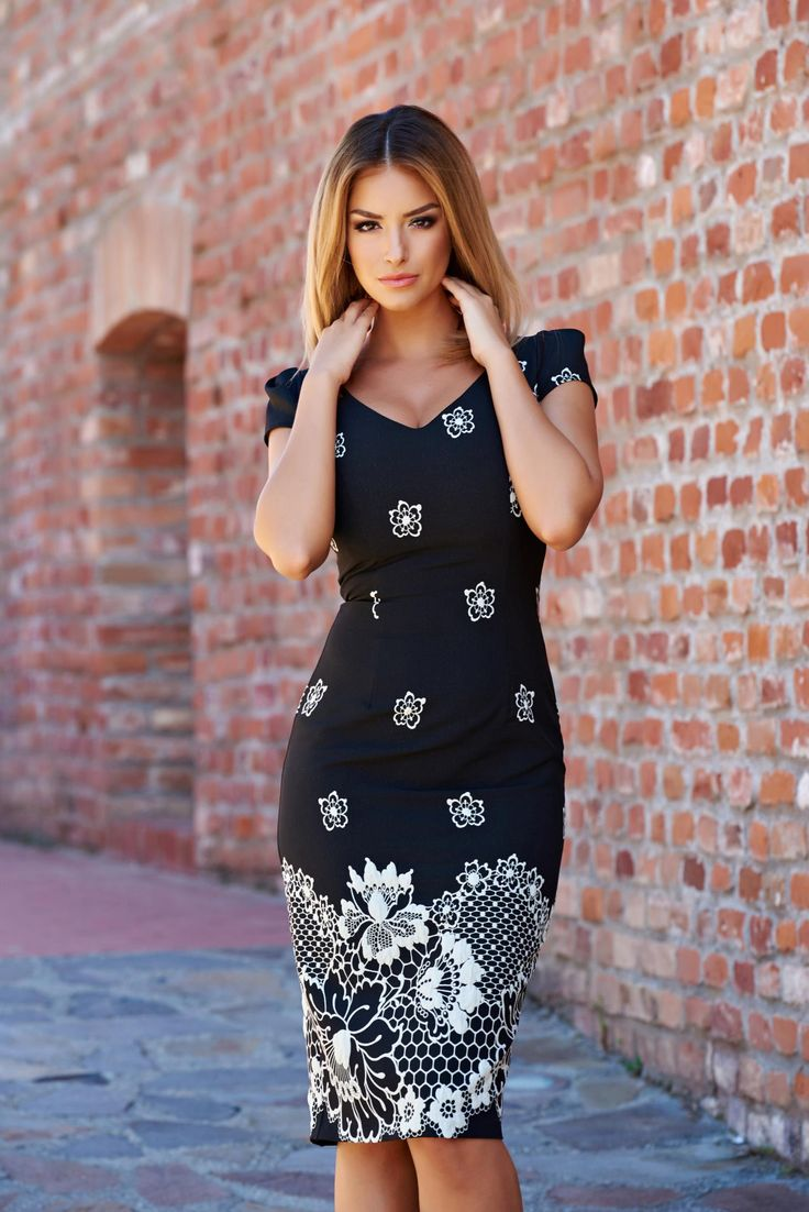Rochie Fofy Only Passion Black