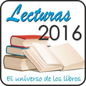 El universo de los libros. Blog de libros : Lecturas 2016