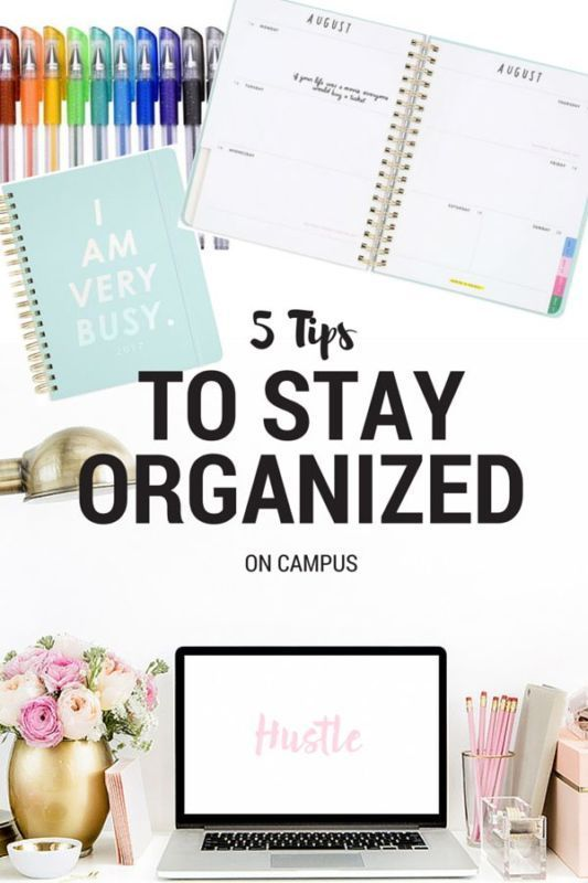 College is a whole other ball park compared to high school so it pays to be prepared. What do you need to stay organized on campus and keep ahead of the game? Visit eBay to find out.