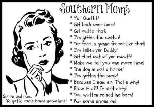 Southern Mommas