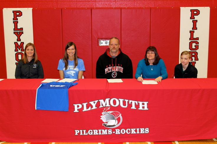 Kara Morwood, a member of the 2016 Class of Plymouth High School, has decided to continue her education and soccer career at the University of St. Francis.   St. Francis is located in Fort Wayne.  Kara plans on majoring in Business Administration and Finance. Kara is the daughter of Dave and Kandis Morwood.  As a member of the PHS Class of 2016, Kara has achieved a GPA of 4.22 and is ranked 7th in her class of 264. Please join us in congratulating Kara and her family!  Picture by: Jon Eberly