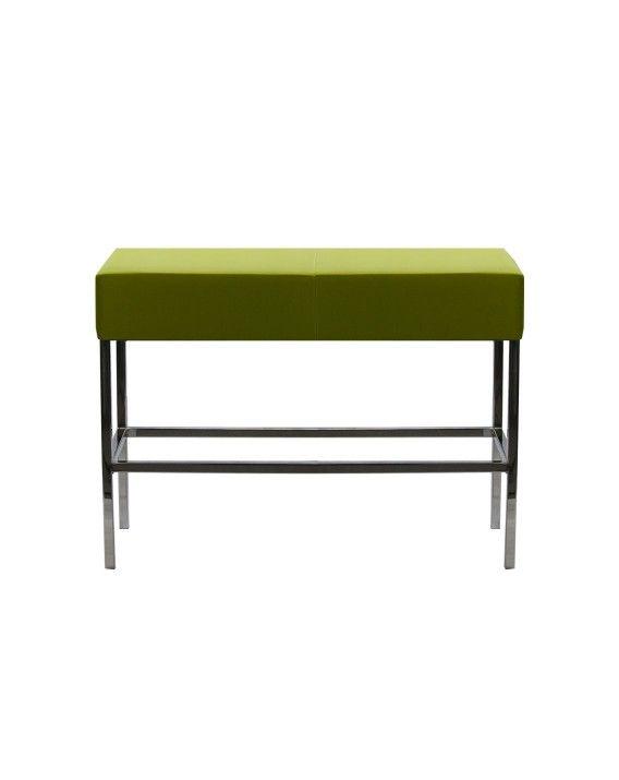 Cube 1602 2-Seat Bar Stool
