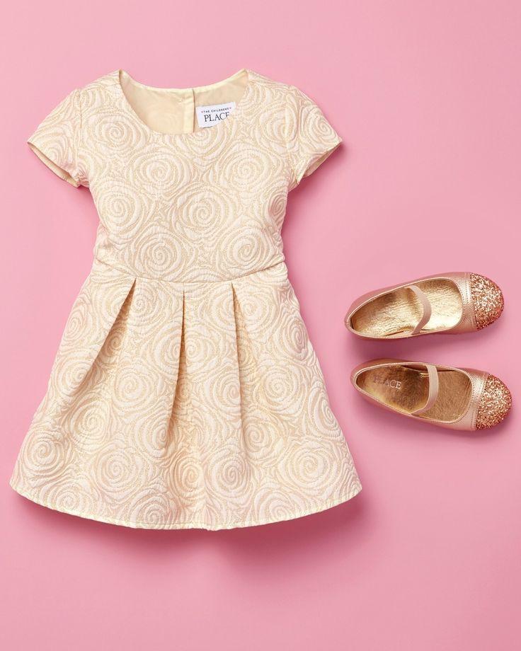 Girls' fashion | Kids' clothes | Dress | Flats | Wedding | Party dress | Celebration | The Children's Place