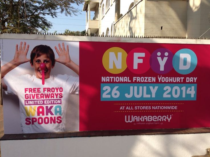 The NFYD wall at Wakaberry Florida Road