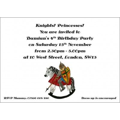 17 Best images about Kids personalised illustrated party – Personalised Party Invites Uk