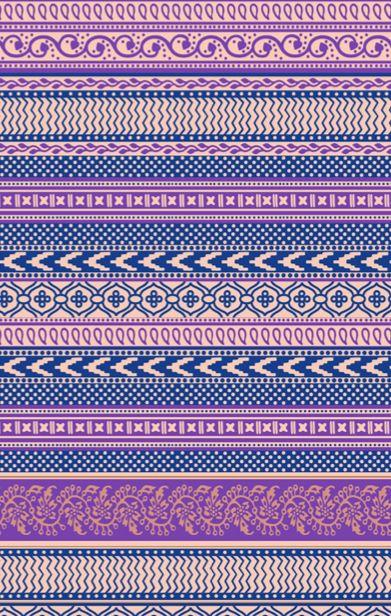 Tribal print by Cristina Bartl