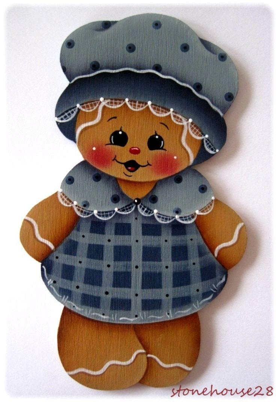 383 besten Christmas gingerbread Bilder auf Pinterest ...