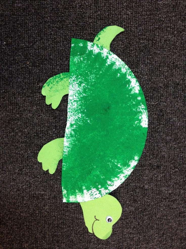 turtle craft for preschoolers