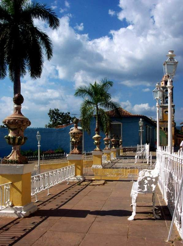 Santiago de Cuba Copyright: Chrystyna Kushmelyn