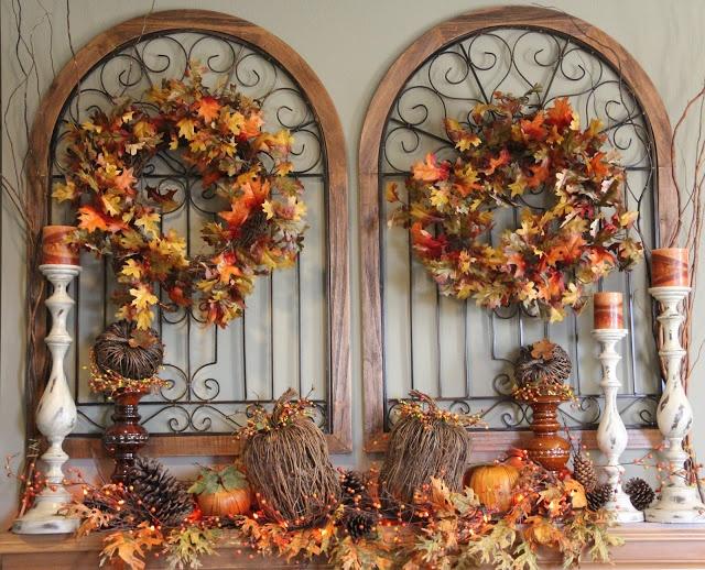 Diy Fall Home Decor Ideas 2018: 37 Best Fall Decor Images On Pinterest