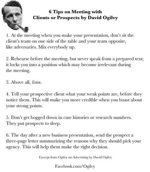 25 best David Ogilvyu0027s Memos, Letters, and more images on - meeting memo
