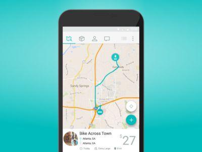 Roadie Android App