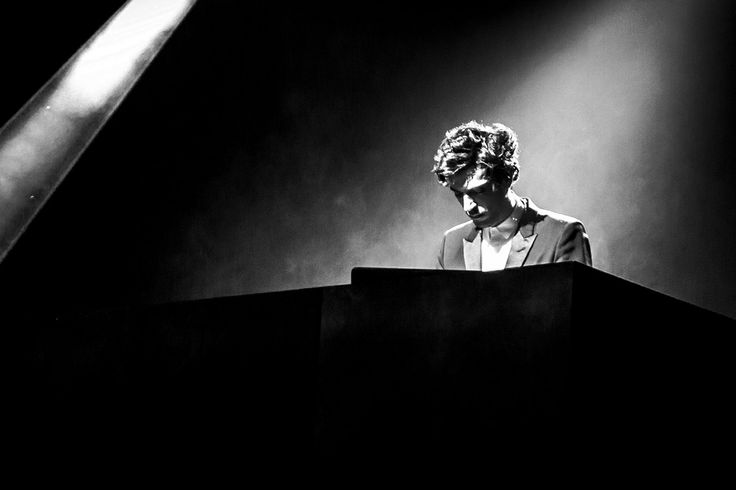 Image of Gesaffelstein at The Fonda Theatre in Los Angeles