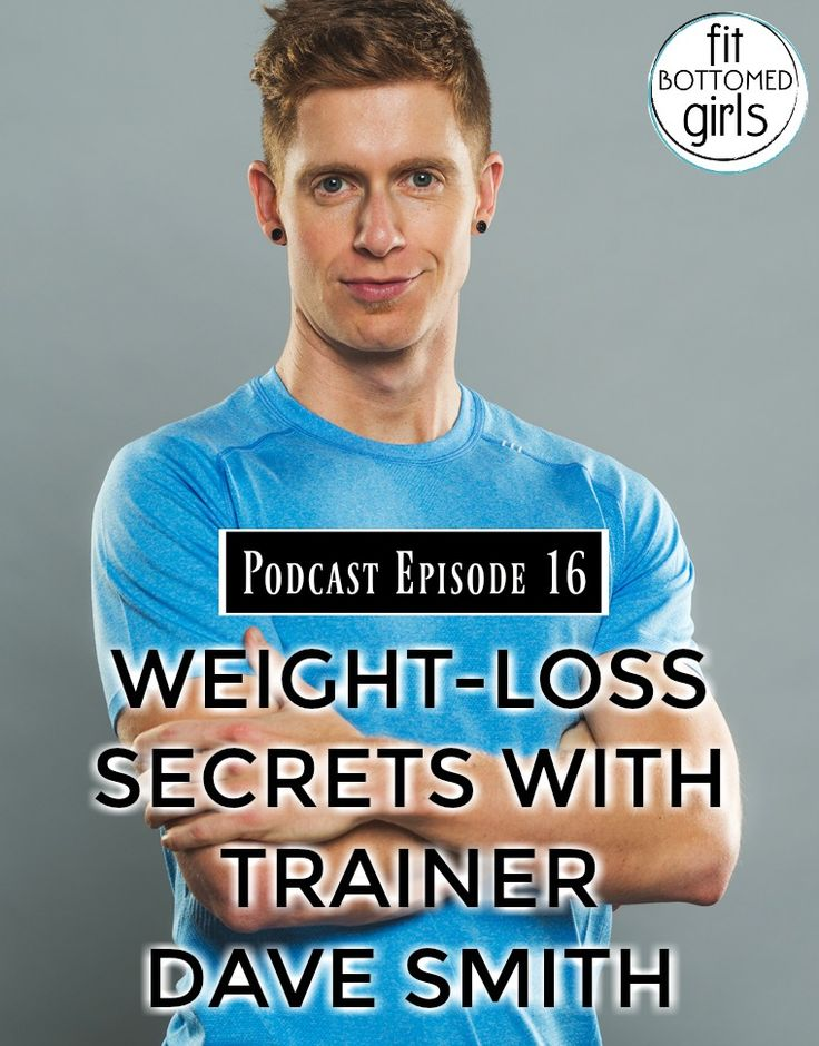 Podcast Episode 16: Weight-Loss Secrets With Trainer Dave Smith