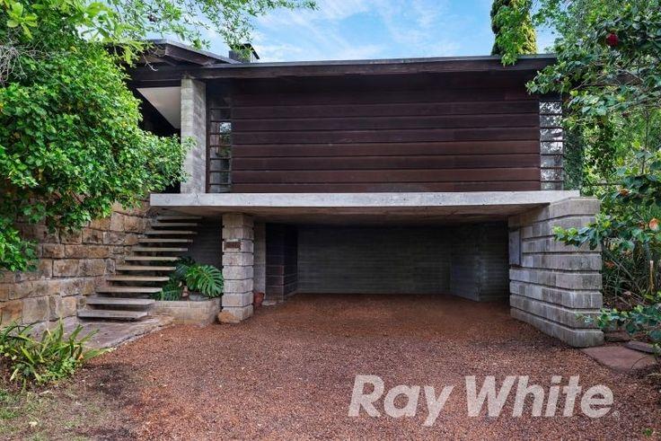 'Joyce House' 8 Lyne Road, Cheltenham NSW   Modernist Australia