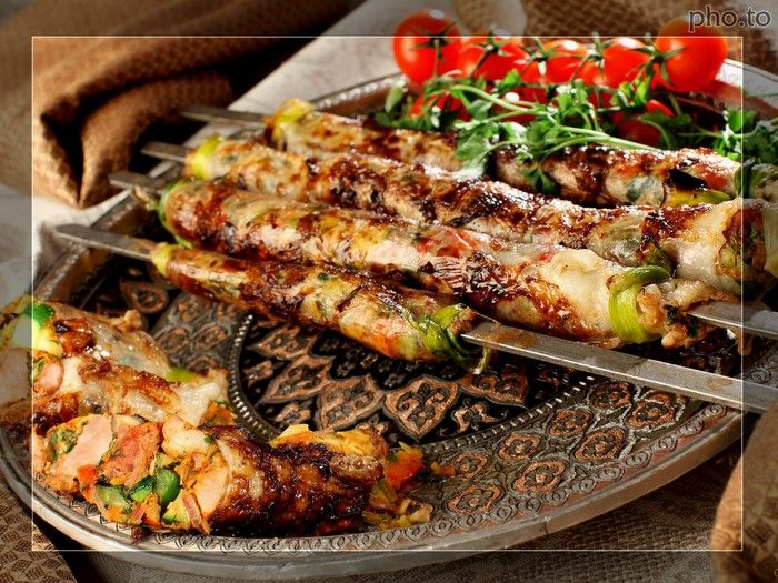Azerbaijan national food flavors of azerbaijan for Azerbaijan cuisine