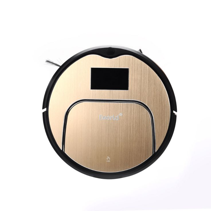 E-World High-end Multifunction Robot Vacuum Cleaner Sweep,Vacuum,Mop,Schedule,SelfCharge