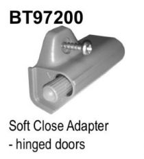 BP97200 Soft Close for Hinged Door