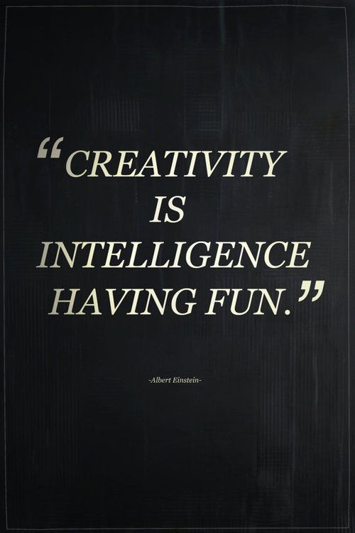 einstein creativity and intelligence quotes quotesgram