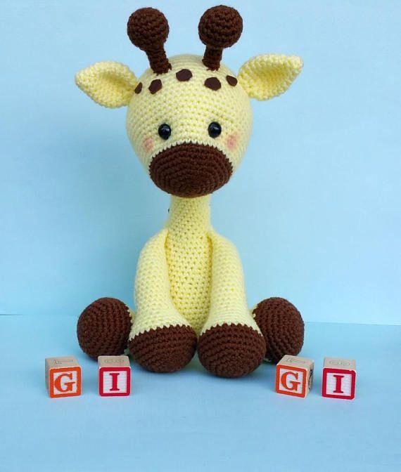 Best 25+ Giraffe Crochet Ideas On Pinterest