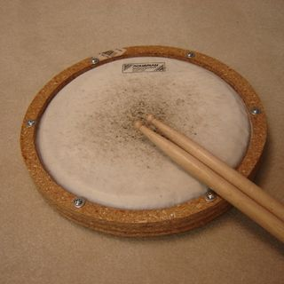 DIY Tuneable Practice Drum Pad