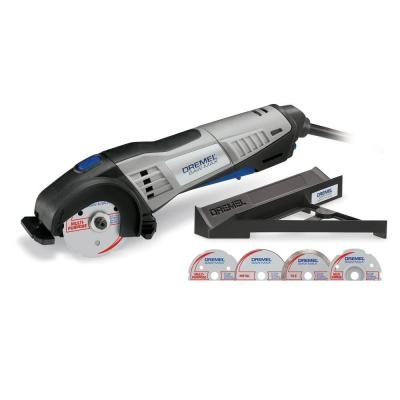 Dremel Saw Max $129, small projects, cut anything with one hand