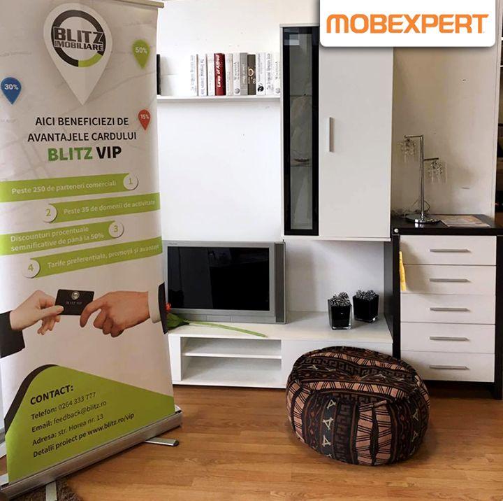 Te-ai gândit să-ți remobilezi livingul bucătăria sau dormitorul? Sau poate vrei doar un accesoriu nou care să dea un aer fresh casei tale? La partenerii noștri de la MOBEXPERT beneficiezi de până la 7% discount cu cardul.  Alege ceea ce îți place și bucură-te de cumpărături!  Detalii pe http://ift.tt/2lror9R.