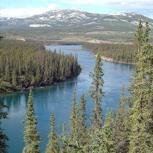 Whitehorse, Yukon Territory.