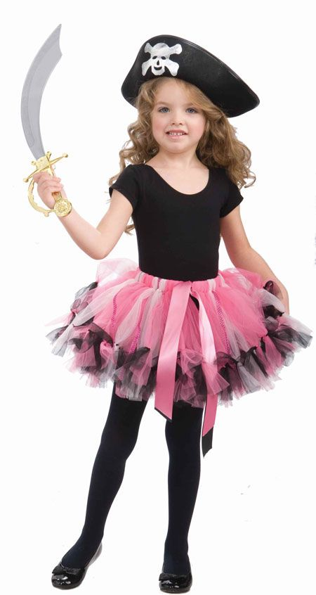 homemade pirate costume ideas for women costumes pirates costumes halloween girl s pirate costume tutu - Halloween Pirate Costume Ideas