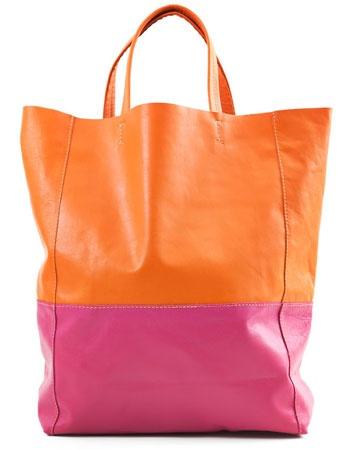 Neon Bag.  Adoro i colori di questa borsa!