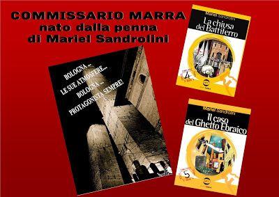Mariel Sandrolini: Mariel Sandrolini, la signora bolognese del giallo...