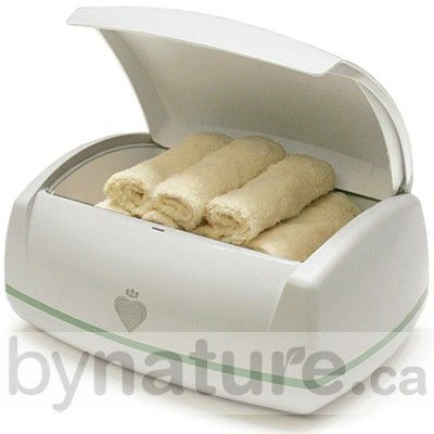 cloth wipes warmer. when taking a cloth out, spray with a solution of baby oil, baby soap & water