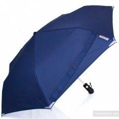 Зонт-мини Fare 5471 синий автомат с фонариком