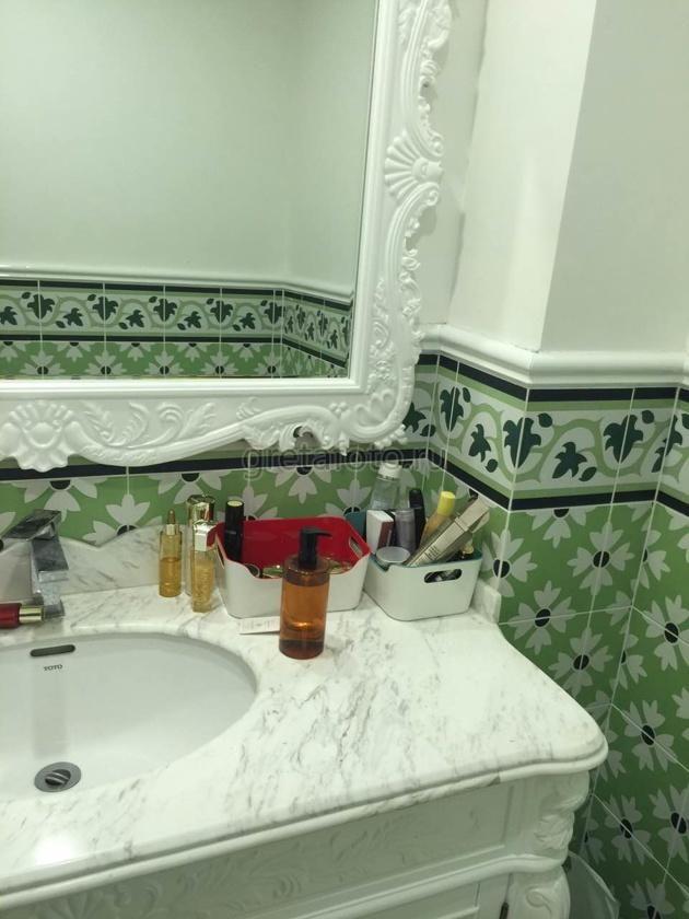 Фотобанк Грета Вульф - Ванная, туалет | Стена | Керамический гранит | ELEVEN Co | #gretawolf #tiles #плитка