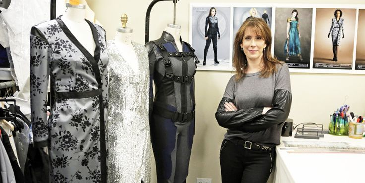 """Designing """"normal"""" clothes is actually a lot harder than designing crazy costumes."""